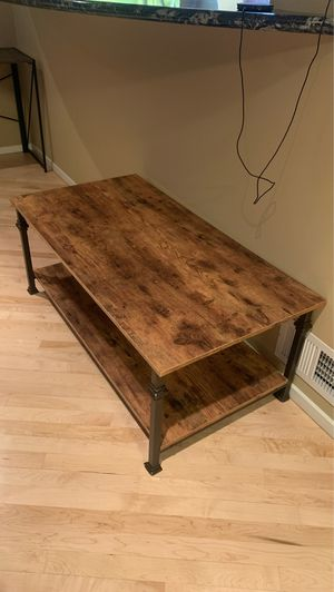 Beautiful wooden coffee table for Sale in San Francisco, CA