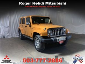 2012 Jeep Wrangler Unlimited for Sale in Tigard, OR