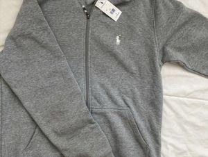 Polo Ralph Lauren zip up jacket for Sale in Philadelphia, PA