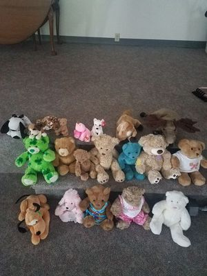 20 Stuffed Animals Vgc for Sale in Grove City, OH