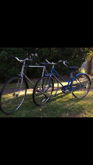 Schwin bikes (couples special) for Sale in Portland, OR
