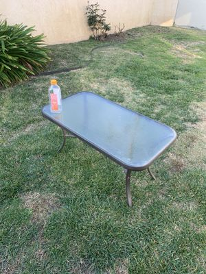 """FREE Small Patio Table 35x18x15"""" for Sale in Lakewood, CA"""