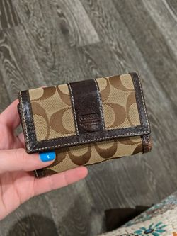 Coach Foldable Wallet for Sale in Houston,  TX