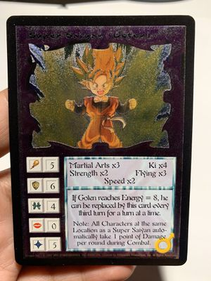Ani-Mayhem Dragon Ball Z DBZ rare Trading cards for Sale in Silver Spring, MD