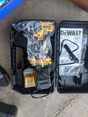 DeWalt hammer drill 20V new for Sale in Orlando, FL