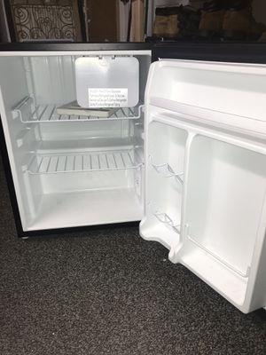 Mini Fridge Like New With Papers for Sale in Levittown, NY