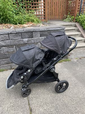 Baby Jogger City Select with Second Seat (2014) for Sale in Seattle, WA