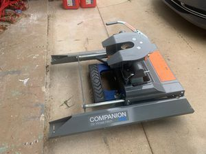B&W companion slider - 5th wheel hitch for Sale in Lake Worth, FL