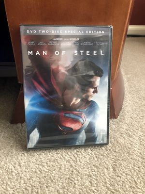 Man of Steel DVD ....Two Disc Special Edition for Sale in Collegeville, PA