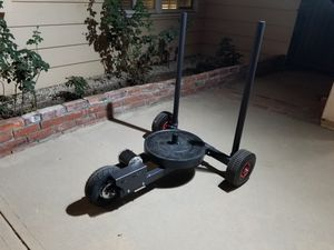 XPO Trainer Resistance Motor Push Sled/Prowler *All Surface Silent Sled Workout/Perfect for Home Gym* for Sale in Los Angeles, CA