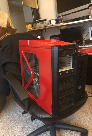 Gaming Computer Case for Sale in North Potomac, MD