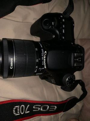 Canon 70d for Sale in US