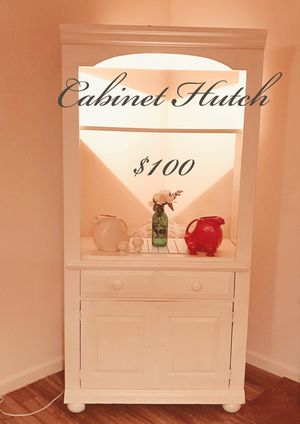 Antique Kitchen Cabinet for Sale in Valley Home, CA