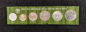 Israel uncirculated coin set for Sale in Hollywood, FL