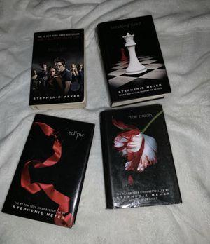 Twilight series for Sale in Roanoke, VA