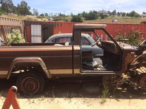 Jeep truck for Sale in Ramona, CA