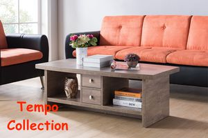 NEW IN THE BOX. CYS COFFEE TABLE, HAZELNUT FINISH, SKU# T172253CT for Sale in Santa Ana, CA