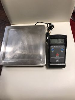 BCS-80 briefcase scale for Sale in Arlington,  TX