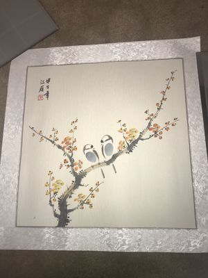 Chinese water colors for Sale in Fairfax, VA
