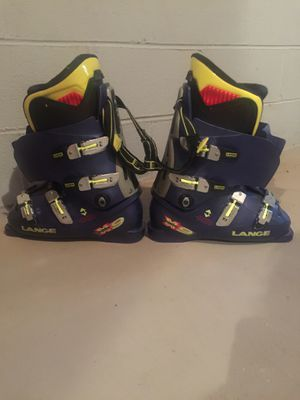 Lange Ski Boots size 10 for Sale in Harrisonburg, VA