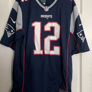 NFL Tom Brady Patriots Jersey for Sale in Fullerton, CA