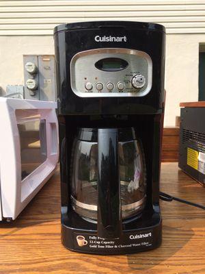 Cuisinart Coffee Maker for Sale in Mechanicsburg, PA
