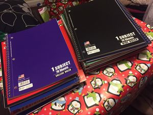 Note books for Sale in Kinston, NC