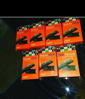 Amazon fire TV Sticks Fully L0aded Un-L0cked for Sale in Las Vegas, NV