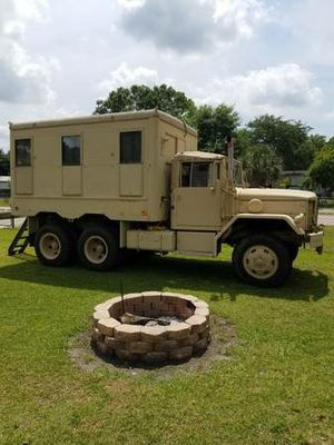 Military M35A3 Deuce M109 for Sale in Zephyrhills, FL