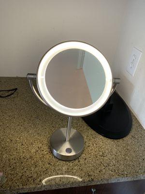 Makeup Vanity Mirror with LED Light for Sale in Lake Ridge, VA