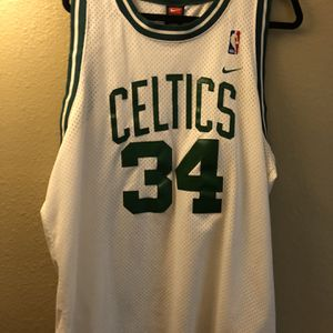 NBA Celtics Paul Pierce Men's Sz L for Sale in San Diego, CA