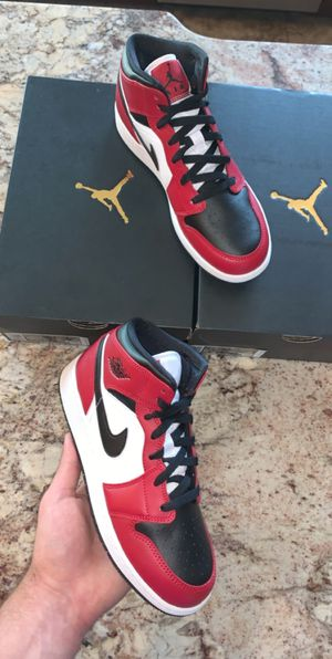 Jordan 1 Chicago Black Toe GS for Sale in Sterling Heights, MI