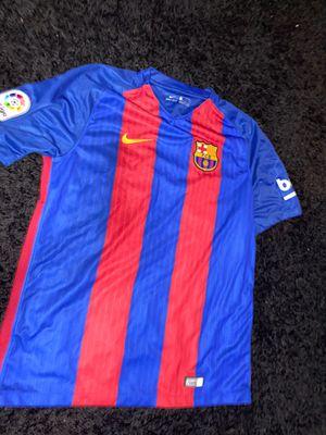 Barcelona jersey for Sale in San Jose, CA