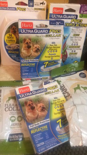 Fleas and ticks collar for Sale in Buena Park, CA