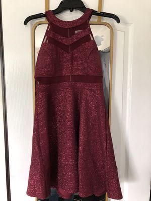 Burgundy Semi Formal Dress for Sale in Lewisburg, PA