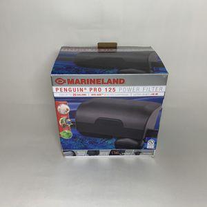 Marineland Penguin PRO 125 Power Filter for Sale in Gig Harbor, WA