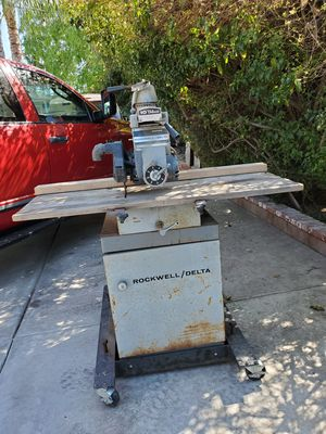 Heavy Duty Table Saw for Sale in Perris, CA