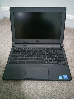 Dell Chromebook book 11 for Sale in West Springfield, MA
