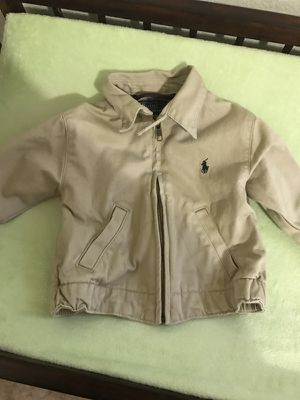 12month Ralph Lauren light jacket for Sale in Grand Rapids, MI
