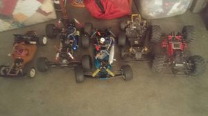Vintage Tamiyas and Associated/Losi Rcs for Sale in Saint Joseph, MO