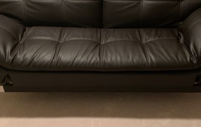 Leather Futon, Sofa And Bed for Sale in Herndon,  VA
