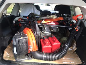 Leaf blower Echo and Bush trimmers echo for Sale in Baltimore, MD