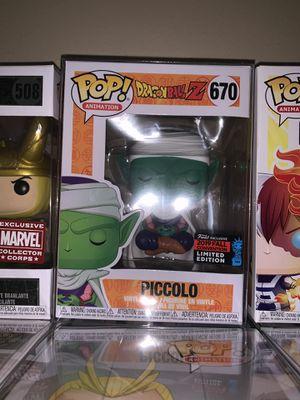 Funko Pop Piccolo NYCC for Sale in South Gate, CA
