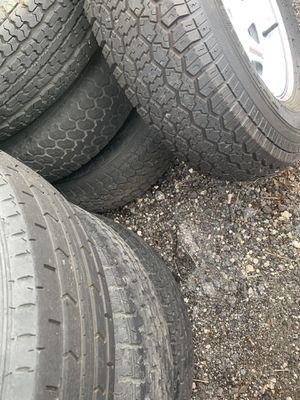 Trailer tires rims for Sale in FL, US