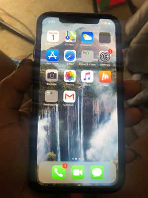 IPhone X for Sale in Lithonia, GA