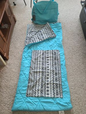 Adult/Teen Sleeping Bag Set for Sale in Zion, IL