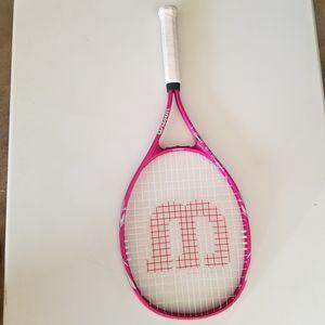 Wilson Tennis and racquetball rackets for Sale in Phoenix, AZ