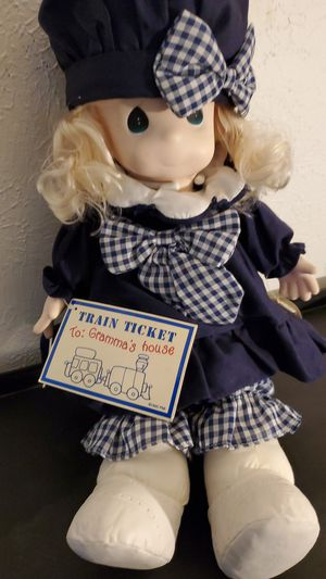Porcelain doll from the Precious Memories Collection for Sale in Coppell, TX