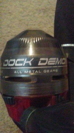 Child dock demon fishing pole for Sale in Albuquerque, NM