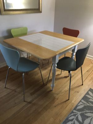 Table and Chairs !! for Sale in Montclair, NJ